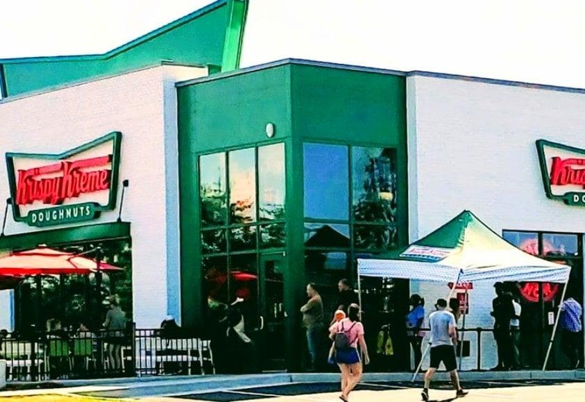 Krispy Kreme Concord NC Store