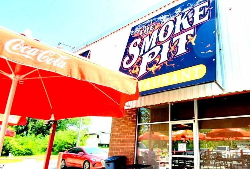 Smoke Pit Restaurant in Concord, North Carolina
