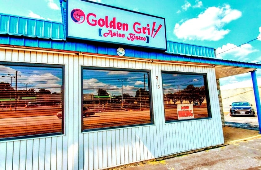 Golden Grill Asian Bistro in Roxboro, NC