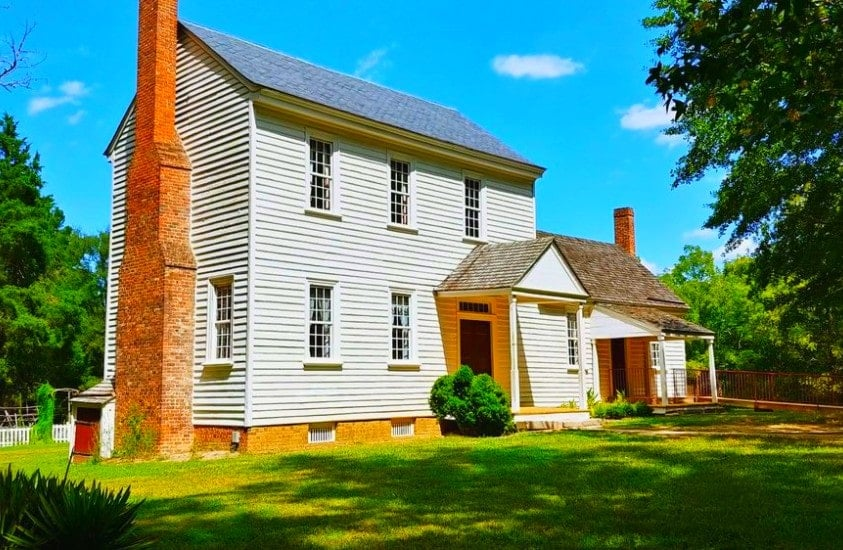Historic Stagville Plantation