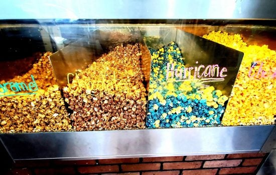 Flavored Popcorn from Hopper's Poppers in Roxboro, NC