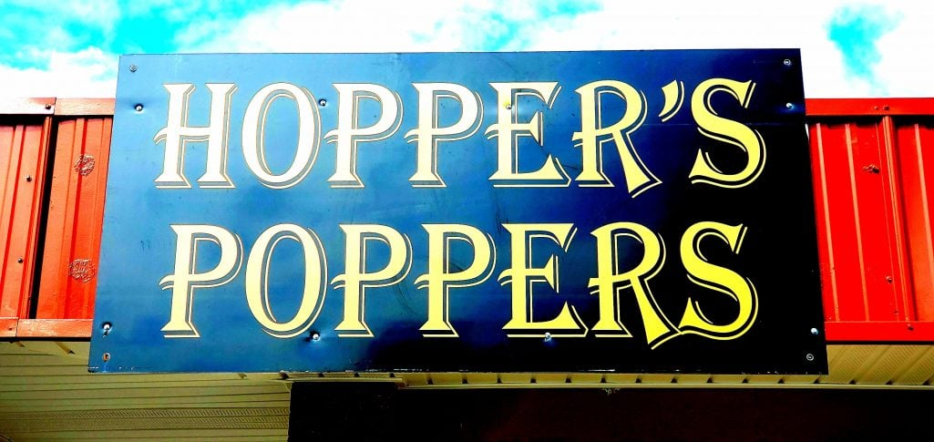 Hopper's Poppers Roxboro, NC