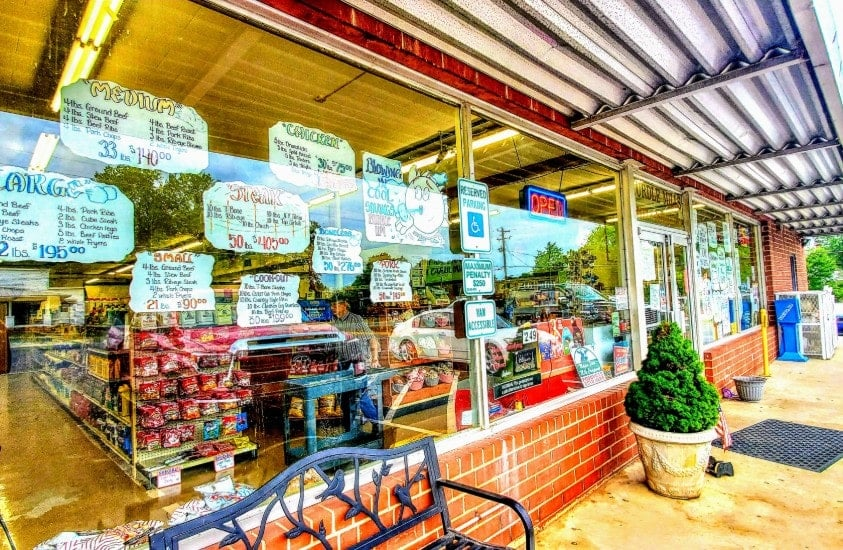 Market and Butcher Shop, Roxboro, NC