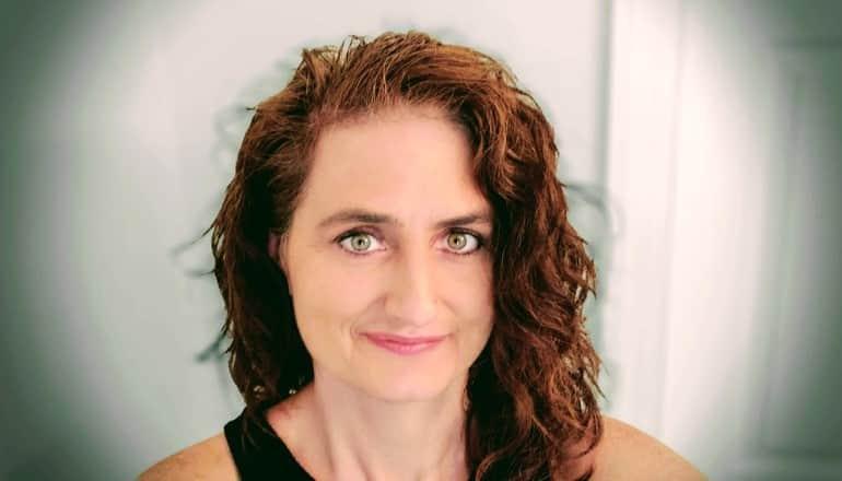 Kristen Allred portrait