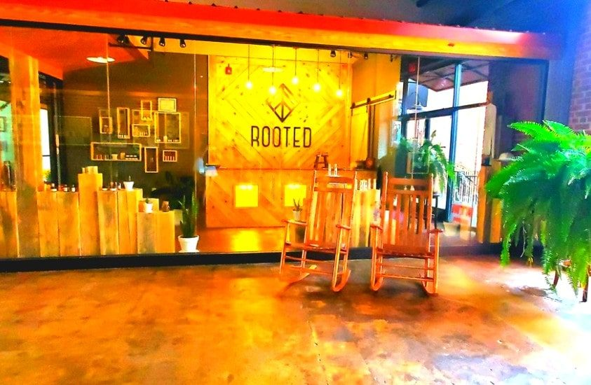 Rooted Hemp Store