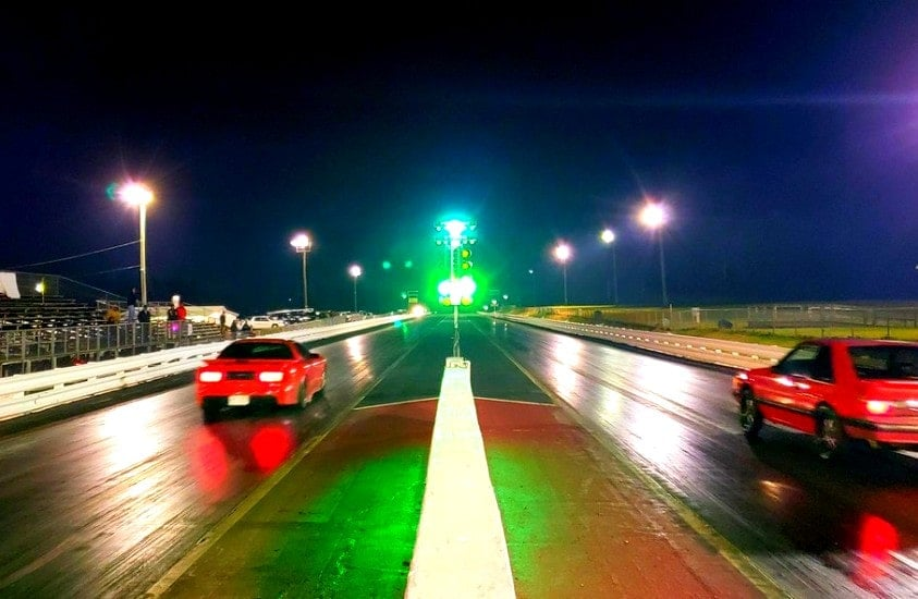 Roxboro Motorsports Park, Roxboro, NC