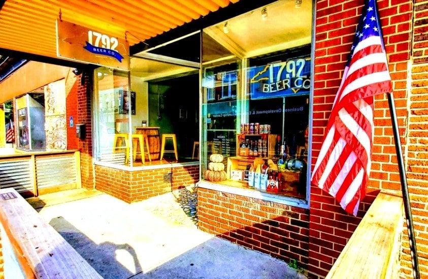 1792 Beer Company, Roxboro, NC