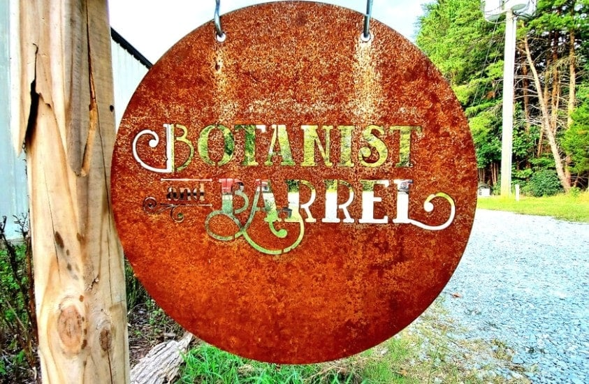 Botanist & Barrel Vineyard, Roxboro, NC