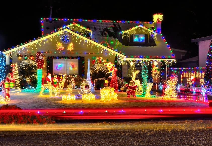 Fun Christmas Lights Tradition