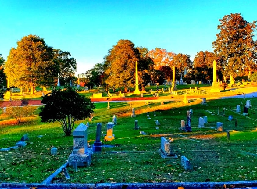 Historic Oakwood Cemetery Raleigh, NC 2