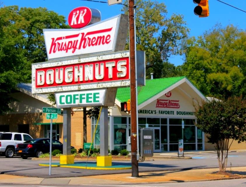 Krispy Kreme Raleigh, NC