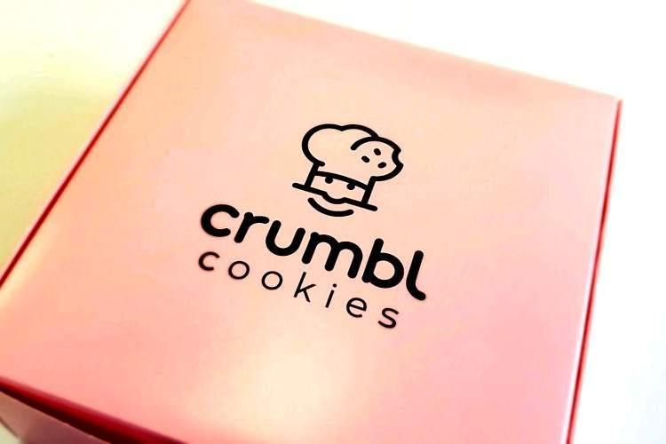 Pink Crumbl Cookie Box Best Places To Eat In Logan, Utah