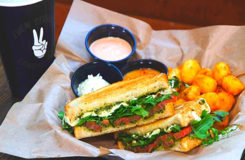 Sandwich from Evan Stephens in Logan Utah
