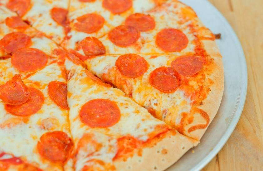 Fredricos Best Pizza in Logan Utah