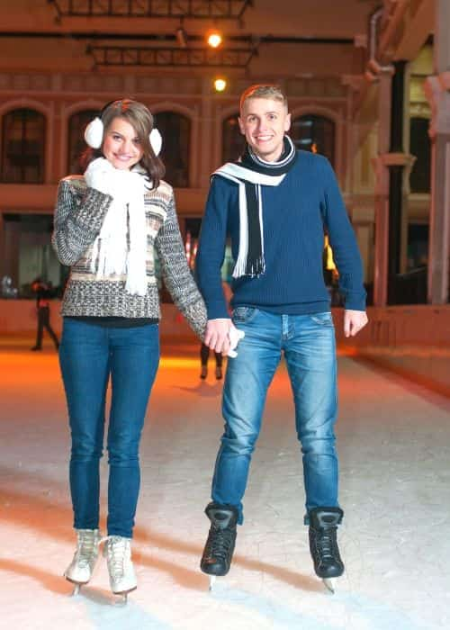 Ice Skating Date Night Ideas Logan Utah