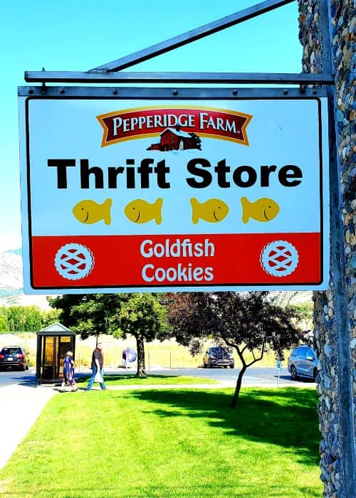 Pepperidge Farm Factory Outlet Store Cache Valley Utah