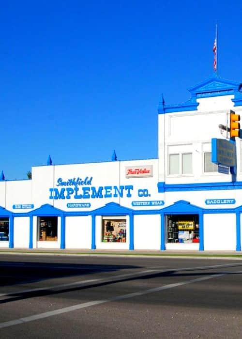 Smithfield Implement Country Store Smithfield Utah