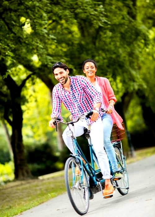 Date Ideas In Logan Utah Bike Ride