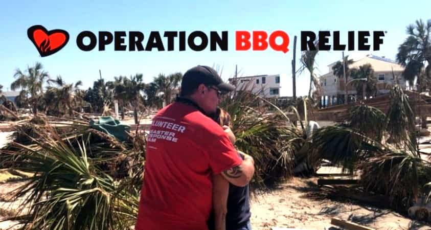 Operation BBQ Relief Smokey Dave's