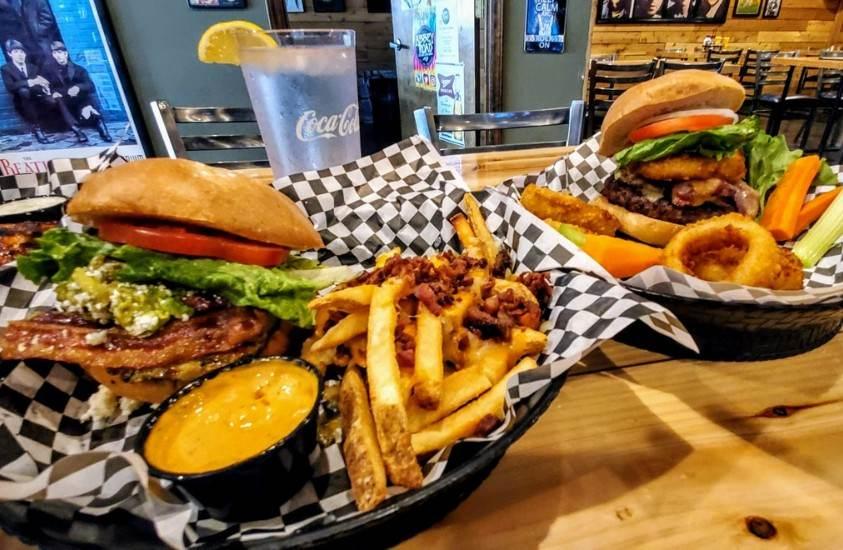 Burger Cary NC