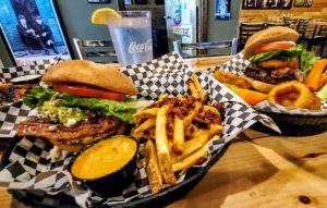 Hamburgers from Abbey Road Tavern and Grill Best places to eat in Cary NC