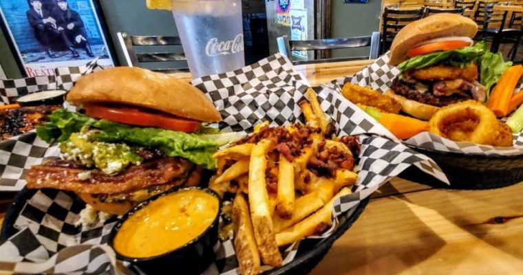 Abbey Road Tavern & Grill In Cary, NC – For Those Who Love The Beatles, Burgers & Live Music