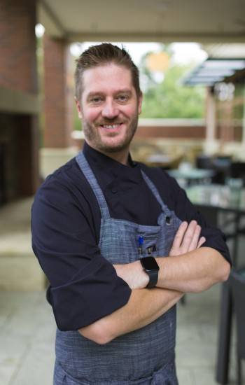 Drew Smith Executive Chef at Koan Asian Cuisine in Cary, NC