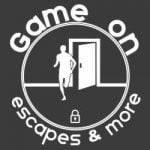 Game On Escape Rooms Cary Logo