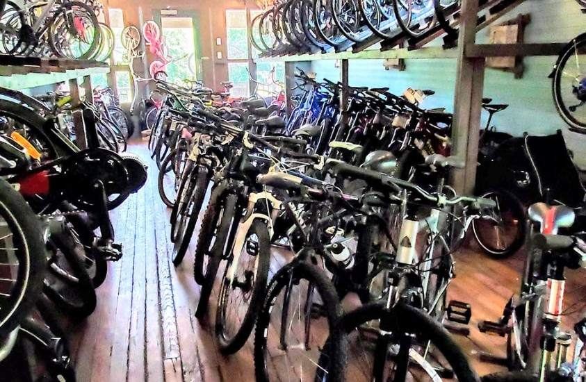 Greenway Bike Shop Neuse River Trail