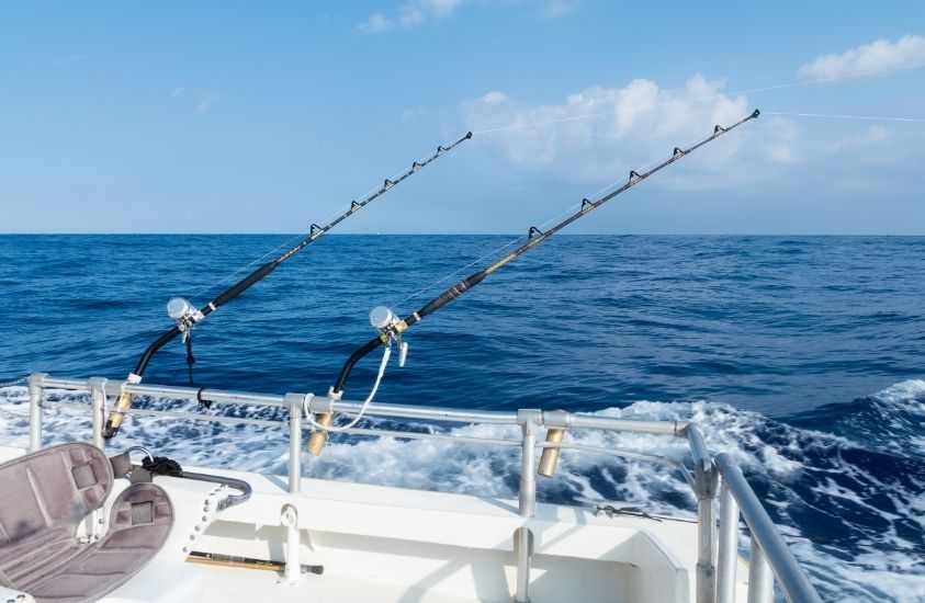 Deep Sea Fishing Charter Destin FL