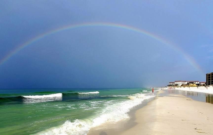 Okaloosa Island, Florida