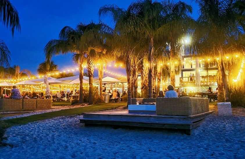 The Gulf Restaurant Okaloosa Island