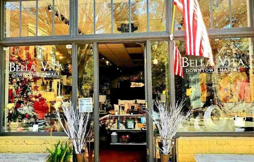 Bella Vista Home Store Raleigh Downtown Shopping