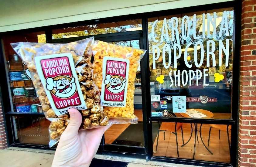 Carolina Popcorn Shoppe in Raleigh NC