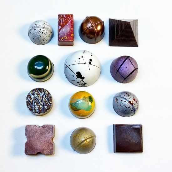 Escazu Chocolates Raleigh