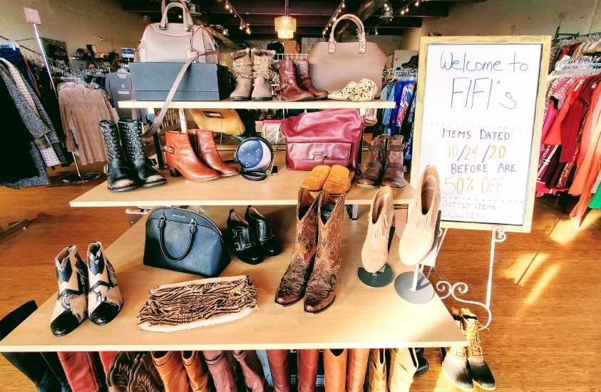 Fifi's consignment shop in raleigh, nc
