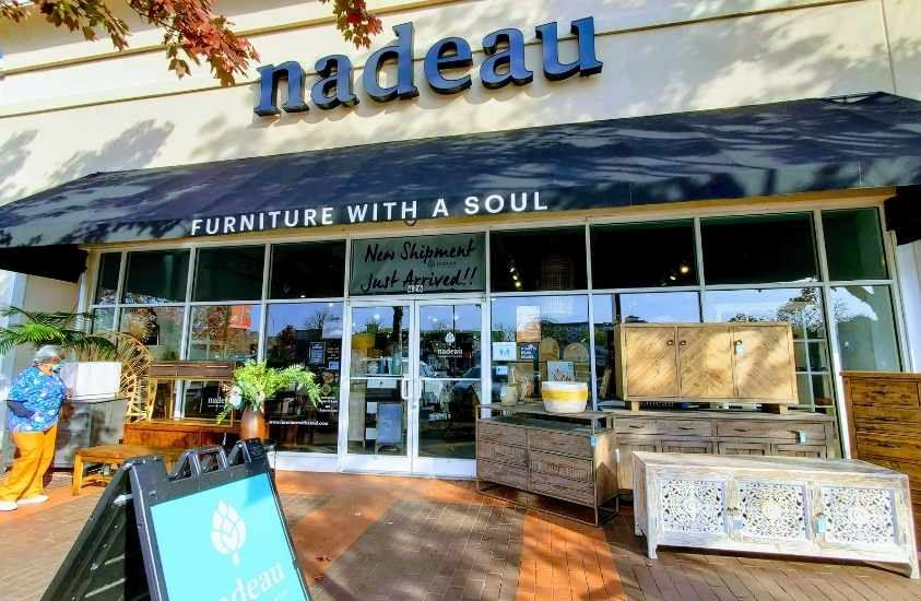 Nadeau Raleigh Store