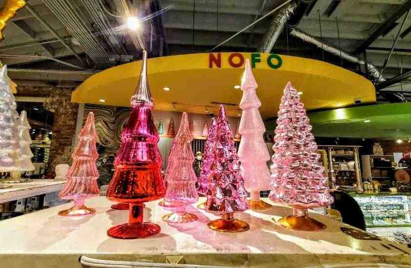 NOFO at The Pig Raleigh Gift Shop NC christmas decor