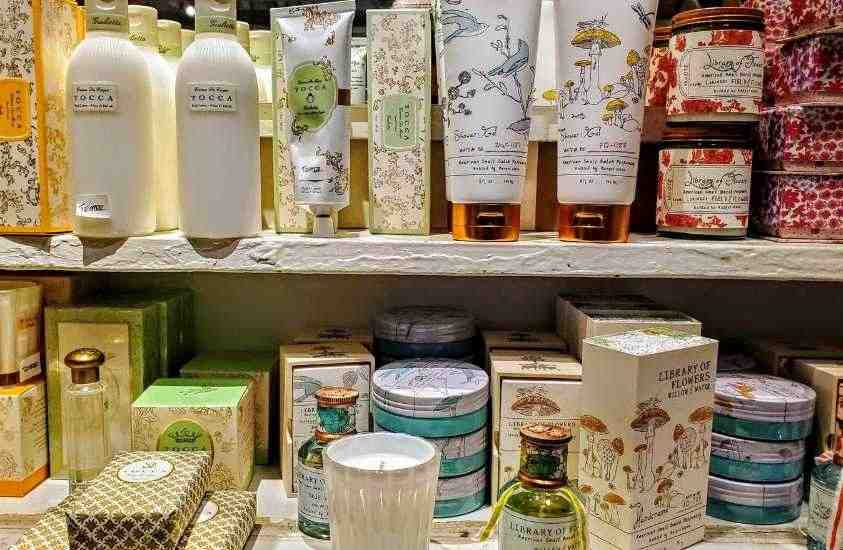NOFO at The Pig Raleigh Gift Shop NC skin care