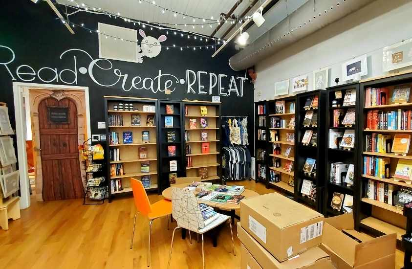 Read With Me Raleigh Children's Bookstore