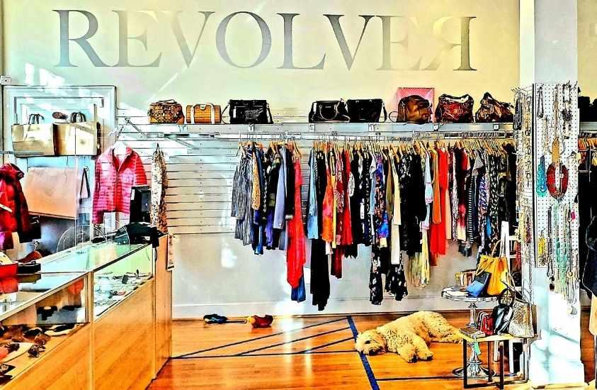Revolver Consignment Shop Raleigh NC shopping