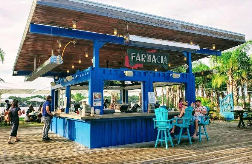 The Gulf Bar Fort Walton Beach Florida