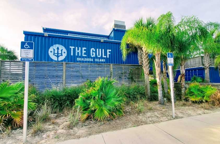 The Gulf Restaurants on the water Florida