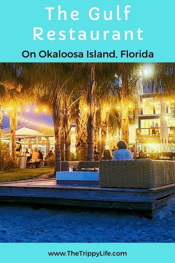 The Gulf On Okaloosa Island, Florida