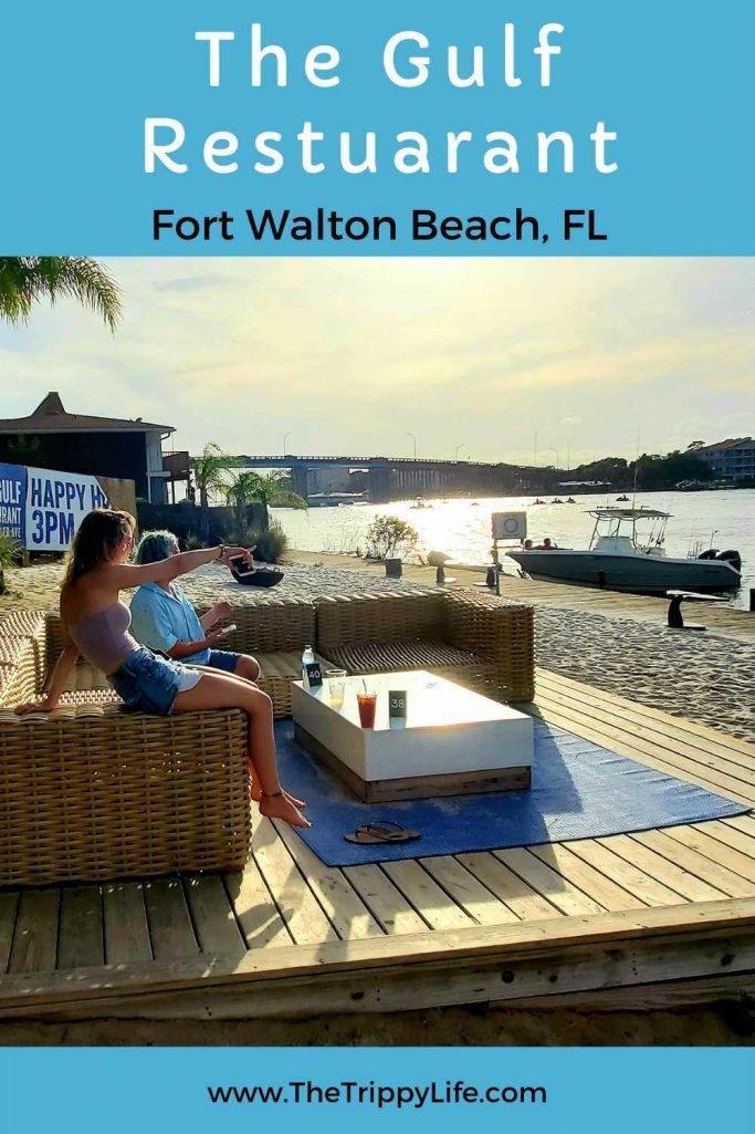 The Gulf Restaurant Fort Walton Beach Florida Pinterest Pin