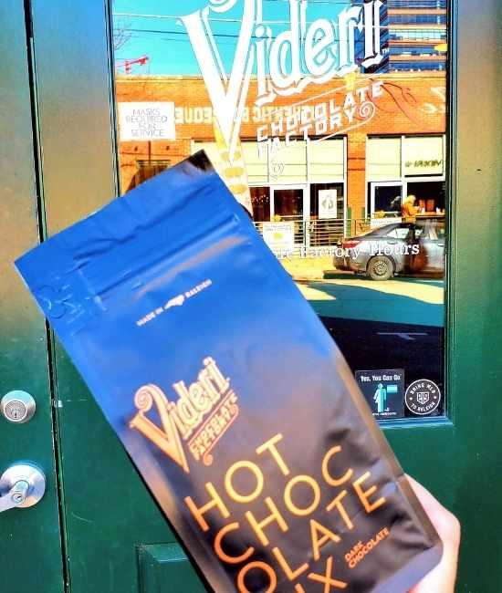 Videri Chocolates Raleigh Gift Shop NC