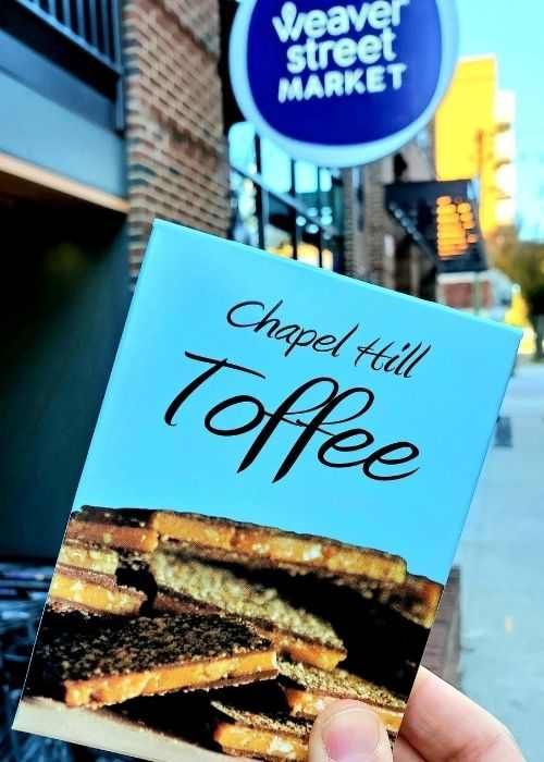 Chapel Hill Toffee NC