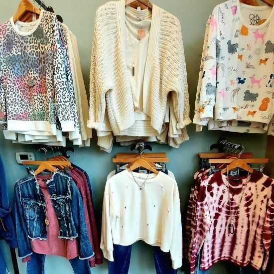Women's Clothing at The Copper Penny in Raleigh, NC