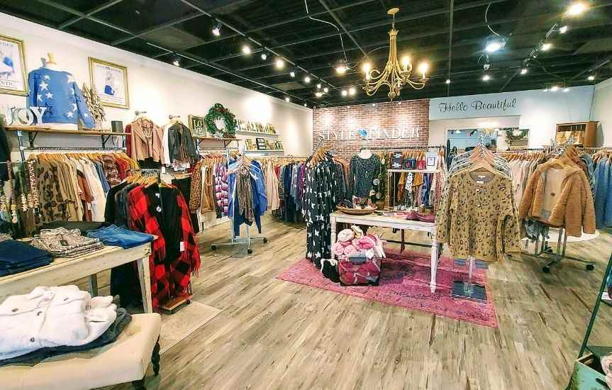 Boutiques In Raleigh StyleFinder NC