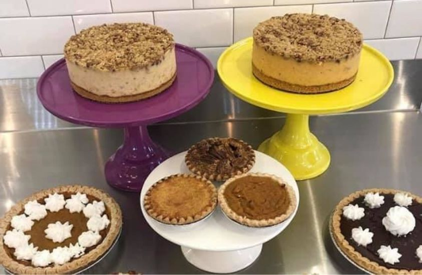 Burney's Sweets & More of Raleigh Best Pie, NC